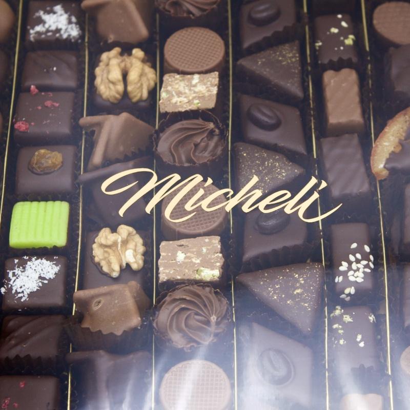 Boîte Chocolat 650g