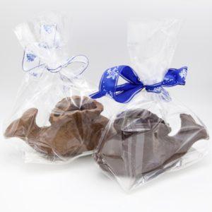 Poissons de Pâques remplis chocolats