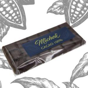 Plaque Chocolat 100%